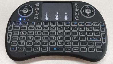 I8 keyboard